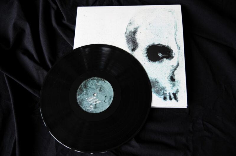 GRABER - Lieder zum Schluss, Vinyl-LP, 2011.