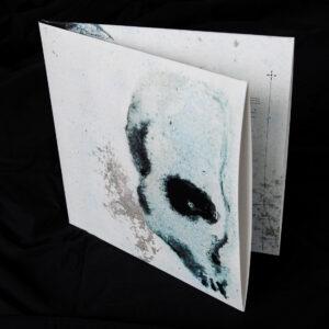 GRABER - Lieder zum Schluss, Plattencover Vinyl, 2011.